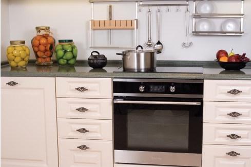 Встроенные духовки в интерьере кухни